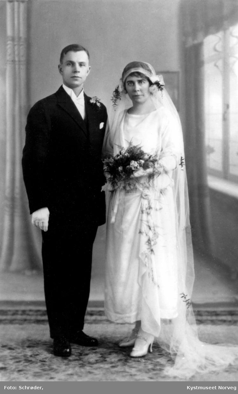 Ragnhild og Einar Torvik