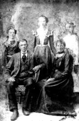 Bror til Aksel Olsens bestemors familie