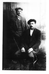 Sigurd Olsen og Harald Henrikø
