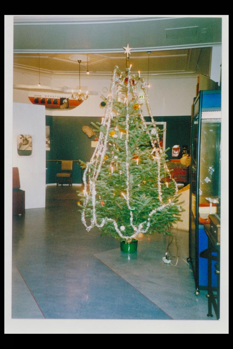 interiør, postmuseet, julen 1997