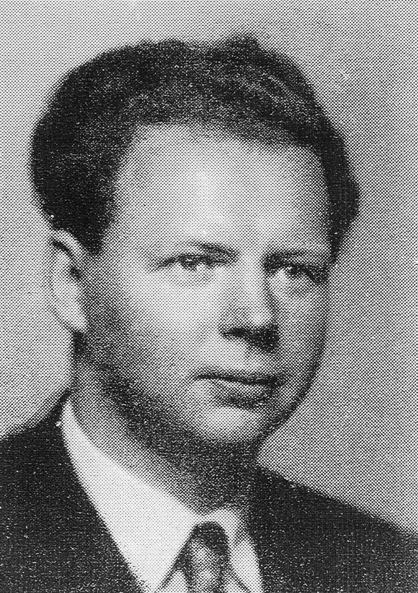 portrett, mann, Kolbjørn Finstad