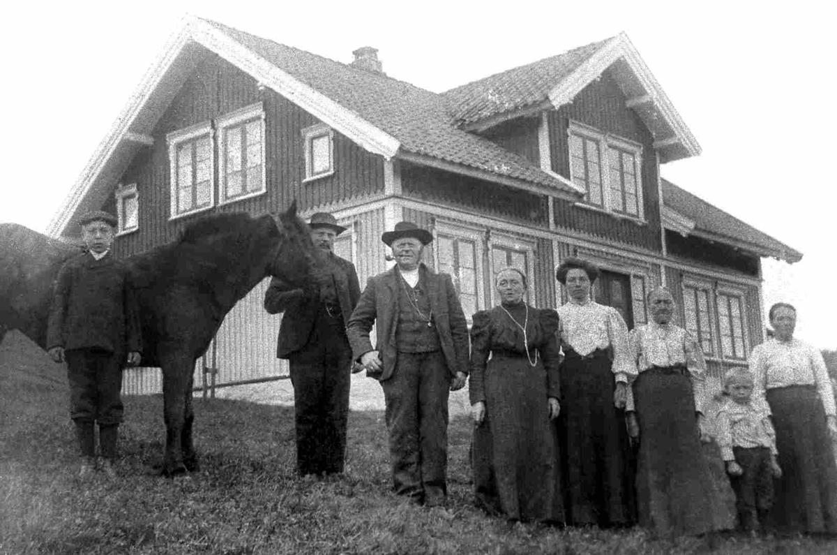 Bilder fra Birkenes kommune Ås i Vegusdal