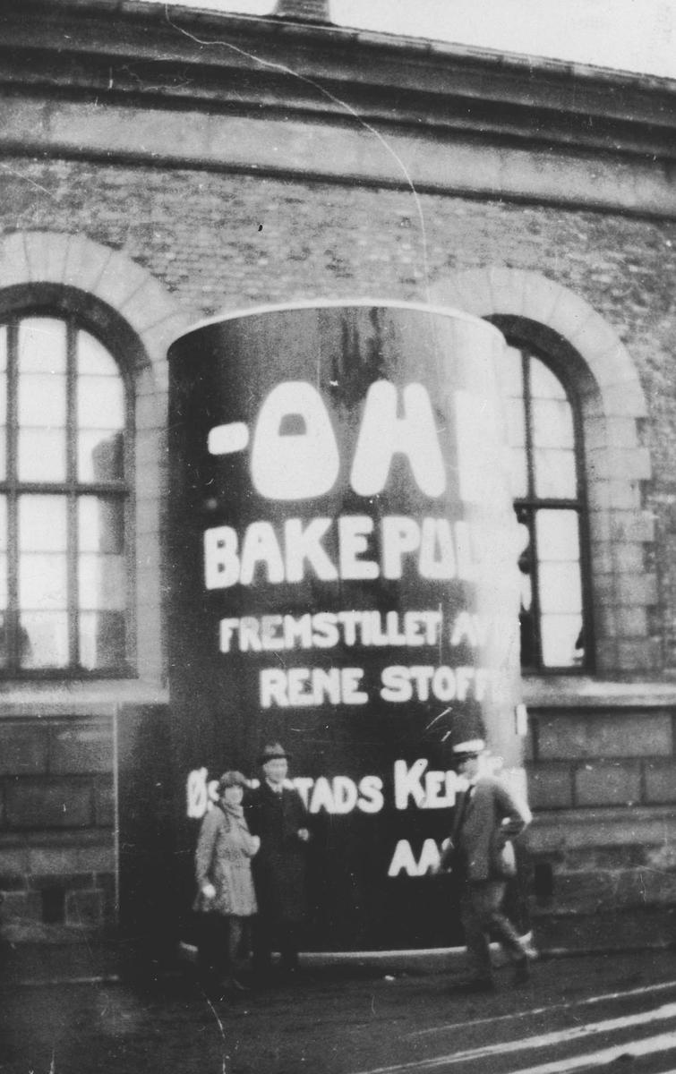 Østenstad's kemiske fabrikk.