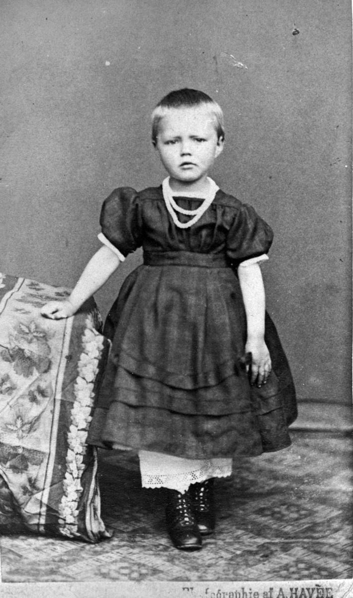 Maja Sundby, født på Sundby gård, Gardermoen.