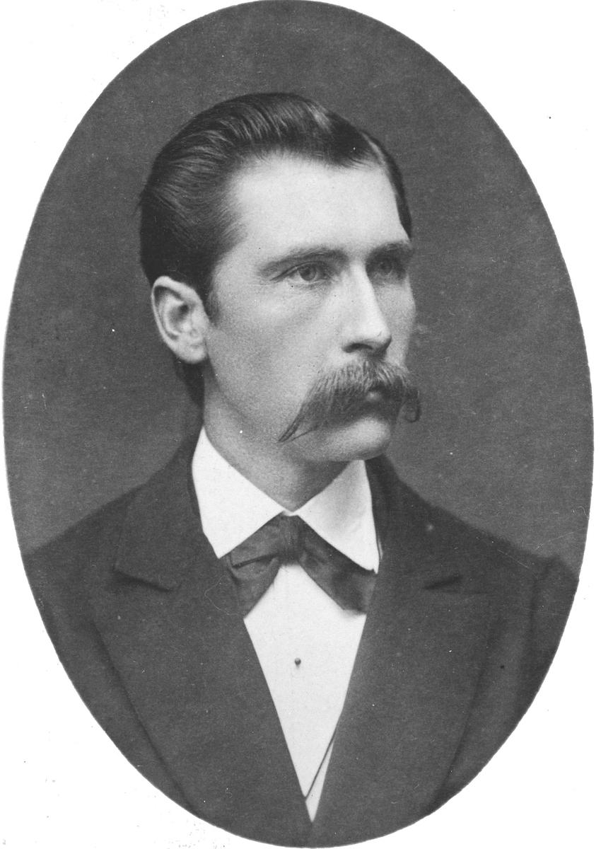 Portrett av Martin Myggedal (1851-1923)