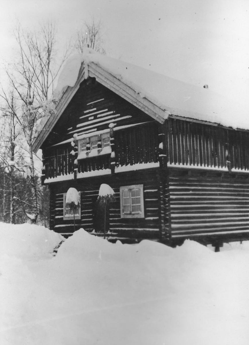 Den gamle bua på Hvam Landbruksskole