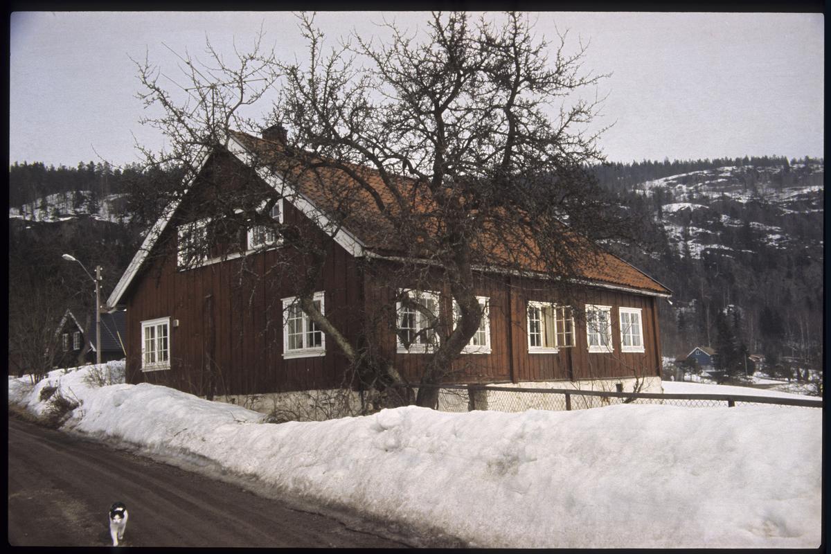 Isi gård, våningshus