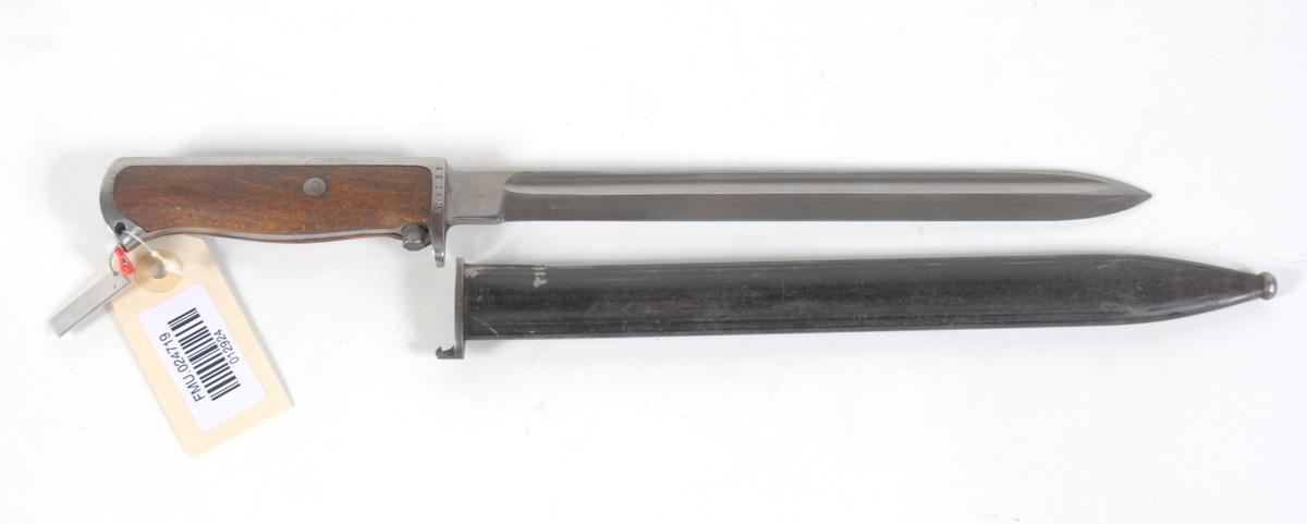 Bajonett Krag Jørgensen M1913