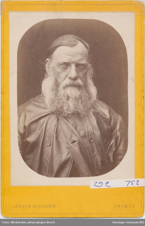 Portrett, Gunder Evensen