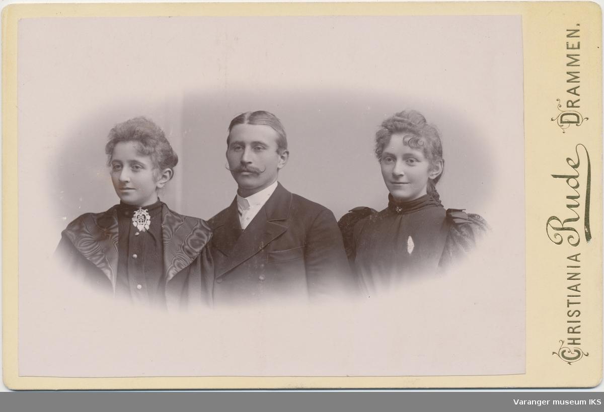 Tre personer, Brodtkorb