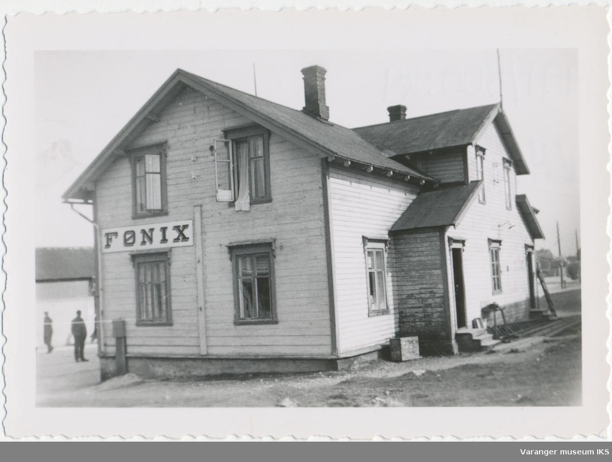 Hotell Fønix, mai 1937