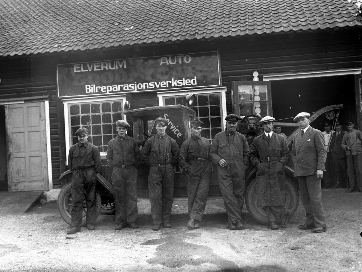 Elverum Auto verksted