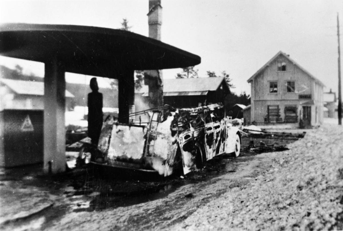 Bombing av Nybergsund