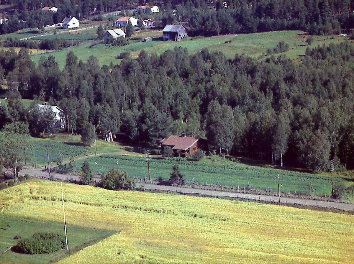 Bjørkebo (Gnr 62/75) i Heradsbygda. Solørvegen 968