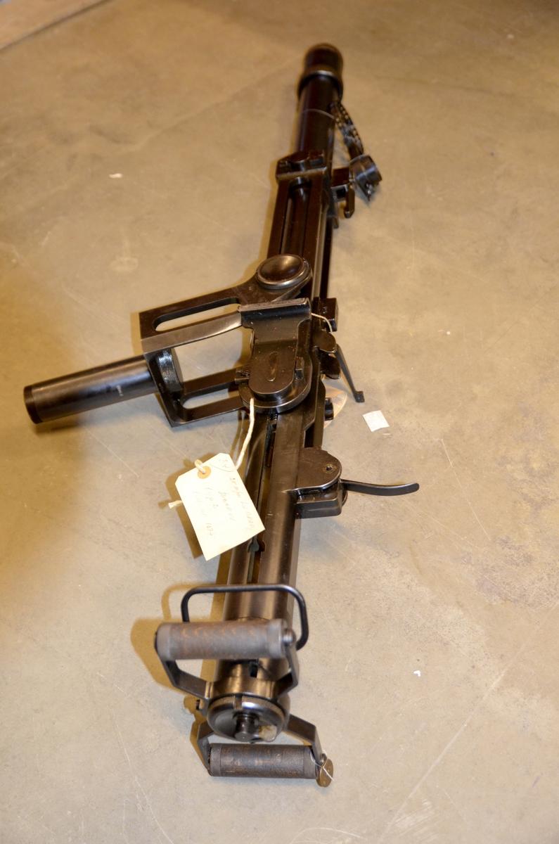 Automatkanon (Akan) 20mm Becker Typ 2. Luftvärn.