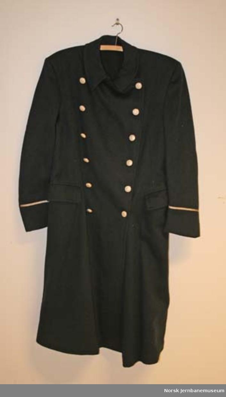 Uniformsfrakk, dobbeltspent