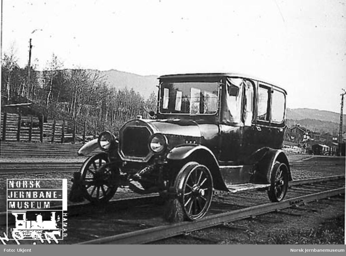 Skinnebil litra C-m type 8 nr. 18209, Unic