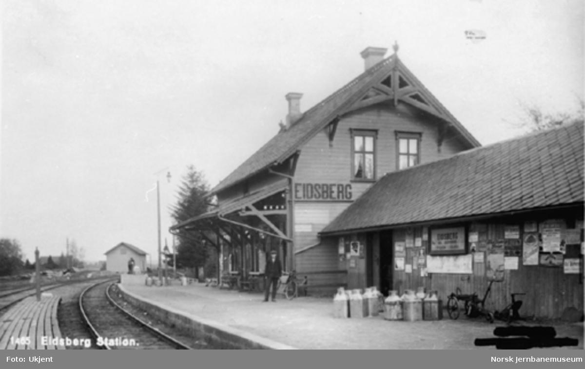 Eidsberg stasjon