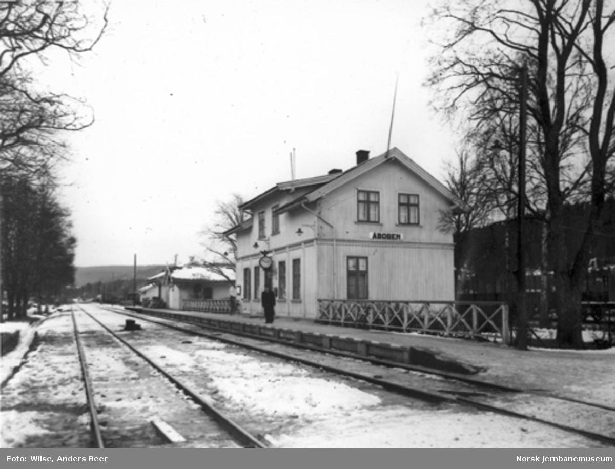 Åbogen stasjon