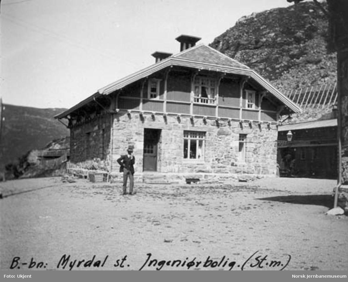 Myrdal stasjonsbygning (ingeniørbolig)
