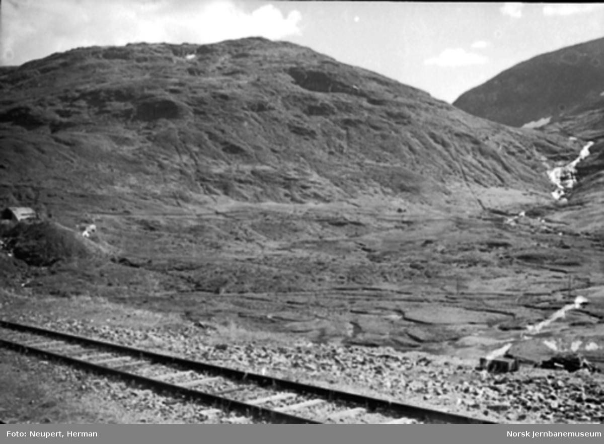 Utsikt fra toget