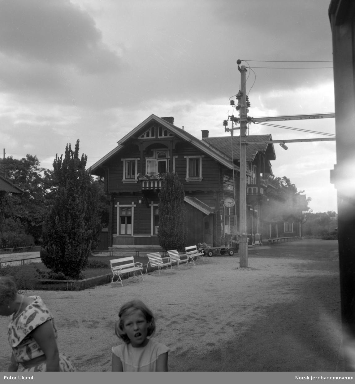 Kjelsås stasjon