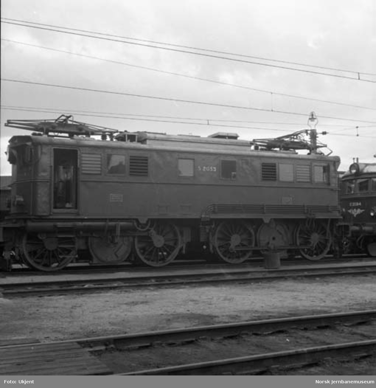 Elektrisk lokomotiv type El 5 nr. 2053
