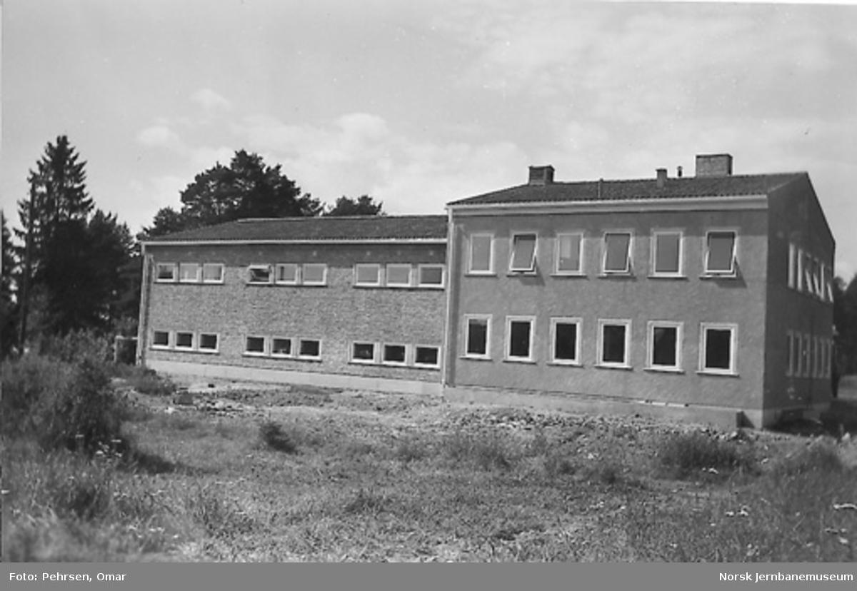 Nytt museum Martodden : den nye museumsbygningen